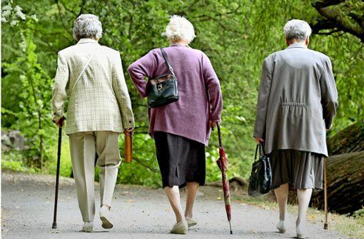 Die Meinung der Senioren ist gefragt
