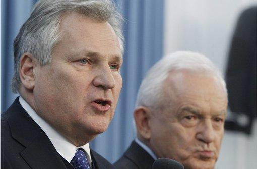 Polen fühlt sich von den USA getäuscht