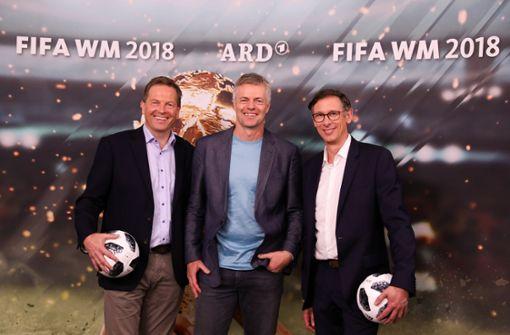 """ARD-Kommentator entschuldigt sich """"on air"""" für Fauxpas"""