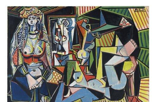 Picasso-Bild stellt Weltrekord auf
