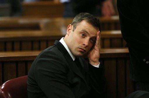 Richterin verkündet Strafmaß für Oscar Pistorius