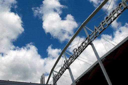 Rollt 2020 der EM-Ball in der Mercedes-Benz-Arena in Stuttgart? Foto: Fotoagentur Beytekin / Weiberg