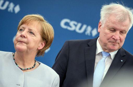 Große Koalition klein wie nie zuvor