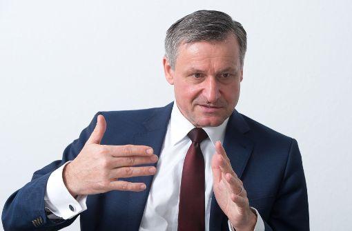 FDP-Fraktionschef Rülke kritisiert Bundesregierung scharf