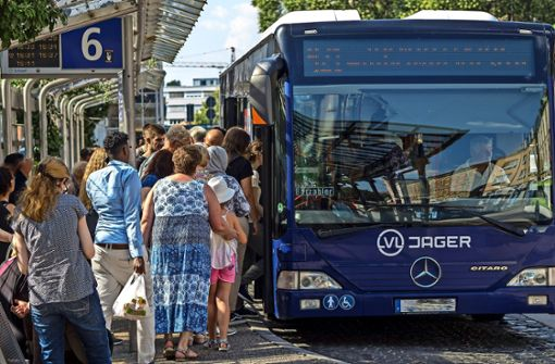 Das Billigticket für den Bus kommt