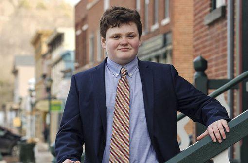 14-Jähriger tritt bei Gouverneurswahl an