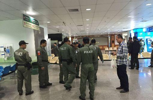 Mehr als 20 Verletzte bei Anschlag in Bangkoker Klinik