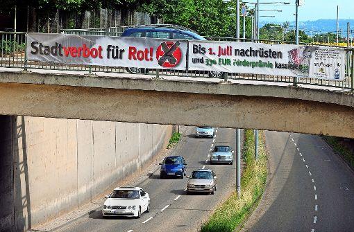 Fahrt in Stadt sollte 2500 Euro Strafe kosten
