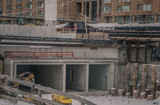 Stadtbahntrasse wird für mehrere Jahre gekappt
