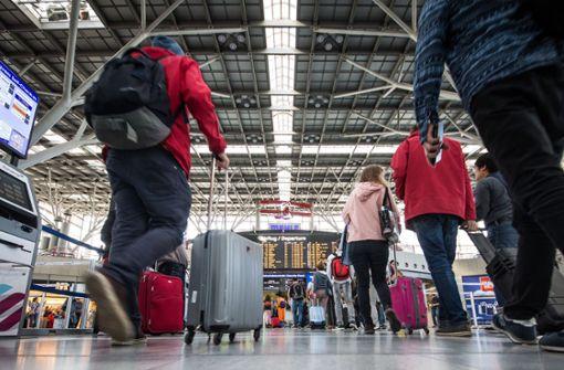 Der Flughafen soll mit Stuttgart 21 von der Bahn deutlich besser erschlossen werden. Foto: Lichtgut/Christoph Schmidt