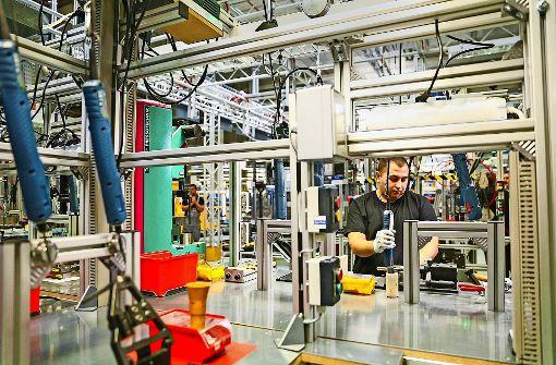 Bosch will in Leinfelden 350 Jobs streichen