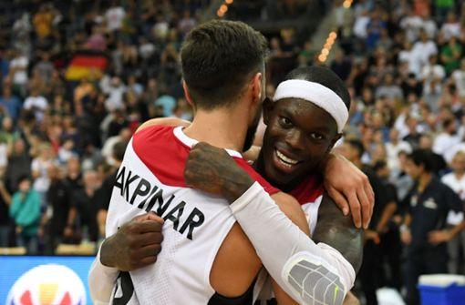 Deutsche Basketballer positionieren sich klar gegen Rassismus