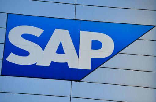 SAP überzeugt mit Cloud-Geschäft