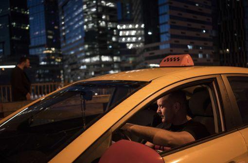 Wie ein Taxifahrer einen mexikanischen Fan abzockte