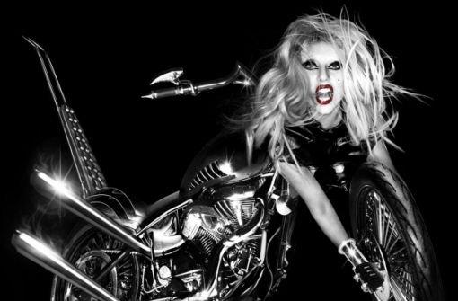 Lady Gaga - Born This Way, 1 Stern Foto: Interscope/Universal