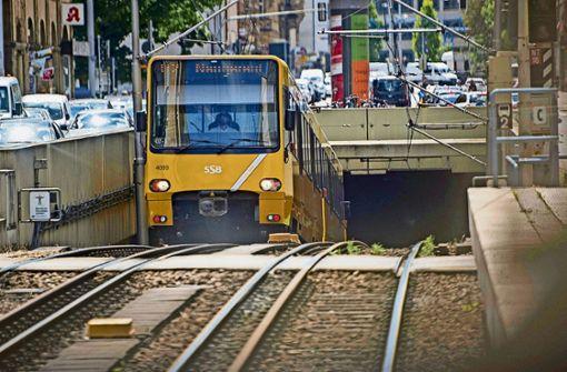 Die Stadtbahndebatte eskaliert