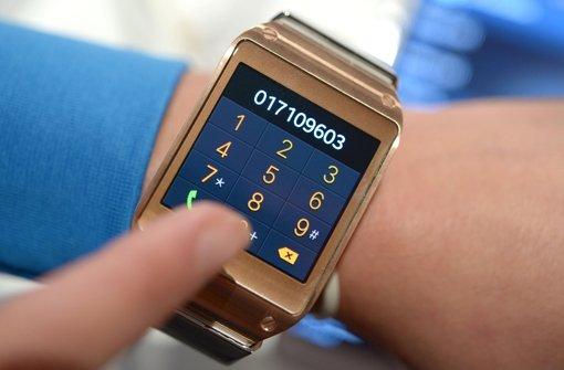 Samsungs Smartwatch im Schnelltest