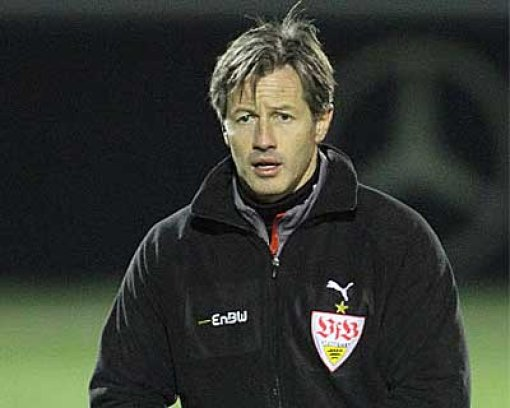 Junioren-Coach Jens Keller