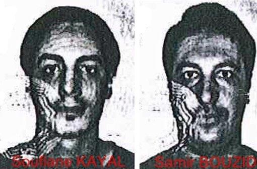 Ermittler suchen zwei weitere Verdächtige