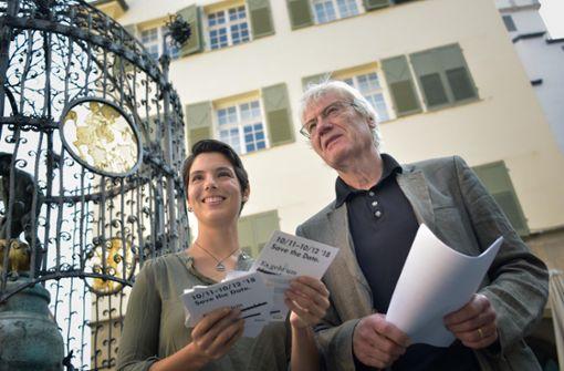 Stuttgart setzt ein Zeichen für die Menschenrechte
