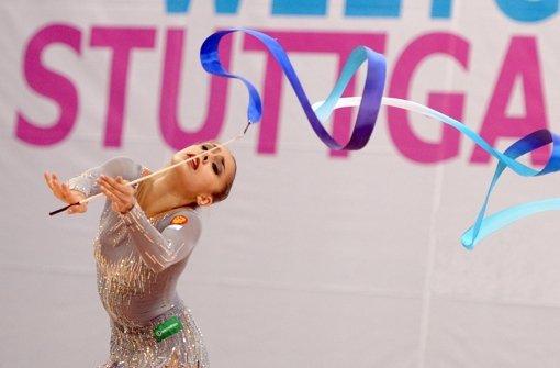 Margarita Mamun aus Russland zählt zu den Favoritinnen im Einzel. Foto: dpa