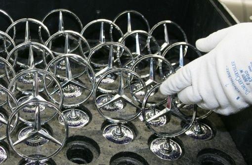 Daimler will bei Verwaltung sparen