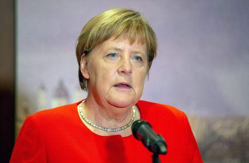 Merkel will noch am Wochenende eine Lösung finden