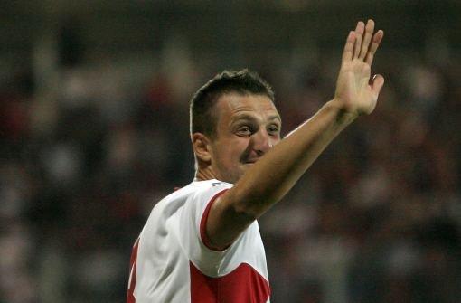 Zdravko Kuzmanovic verlässt nach dreieinhalb Jahren wohl den VfB Stuttgart. Foto: dpa