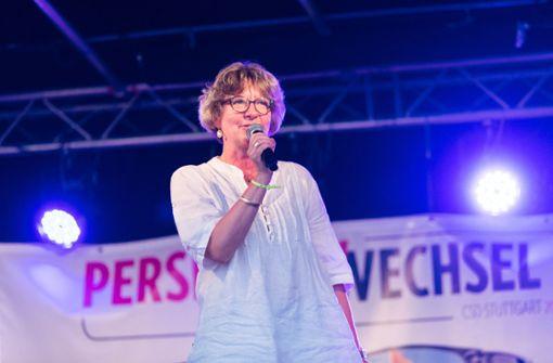 Prälatin Gabriele Arnold kämpft gegen die Diskriminierung von Schwulen und Lesben. Foto: Lichtgut/Verena Ecker