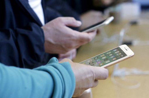 IOS 11.0.2: Apple behebt Geräuschproblem bei iPhone 8 und 8 Plus
