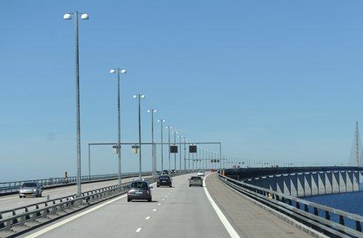 Schwedische Bahn stellt Verkehr von Dänemark ein