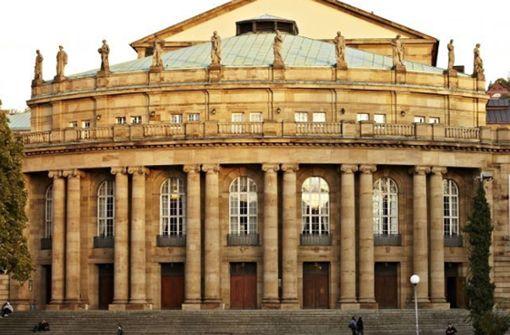Muss dringend saniert werden: Opernhaus in Stuttgart Foto: Oper Stuttgart