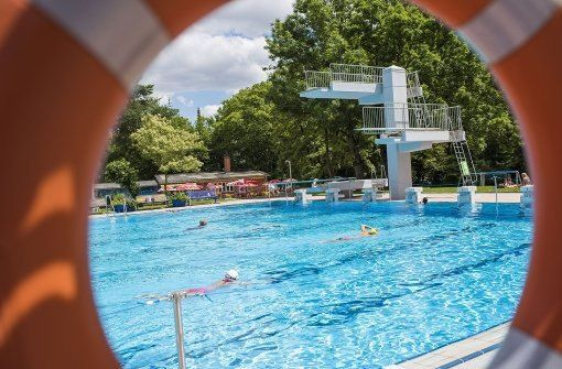 Ab ins Freibad!