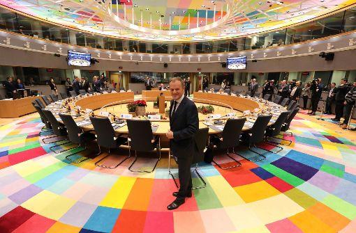 EU startet zweite Verhandlungsphase