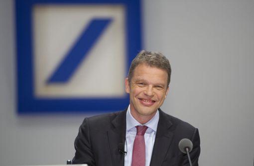Deutsche Bank verteidigt Job-Abbau