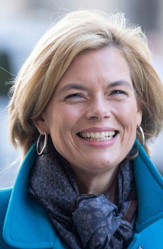 Die Pfälzerin Julia Klöckner (CDU) ist neue Landwirtschaftsministerin. Foto: dpa
