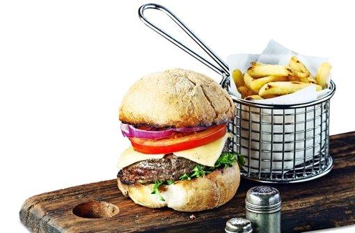 Boom der Bio-Burger