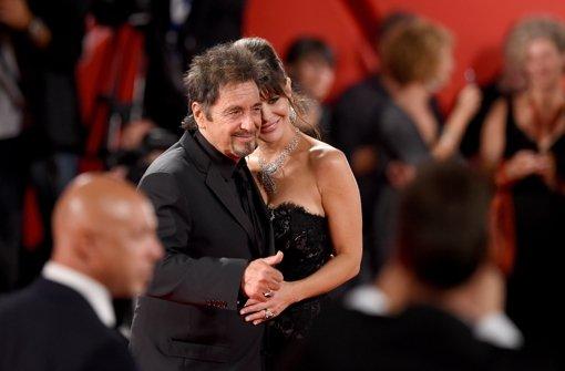Al Pacino ist so beschäftigt wie nie