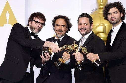 Vier Oscars für Birdman