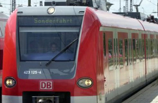 S-Bahn-Fahrer verprügelt