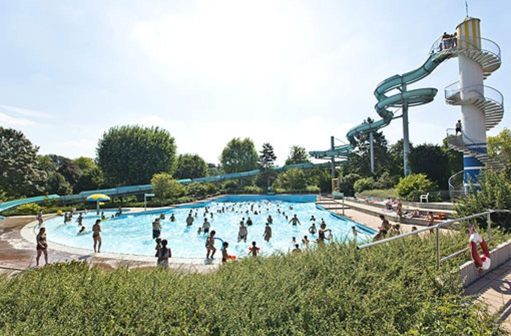 Bad Bietigheim erlebnisbad in oberndorf am neckar länge 45 meter spaßfaktor und