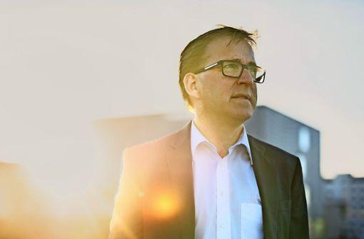 Johannes Söhner will Harmonie in der Stadt