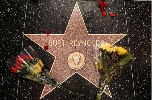 Trauer nach Tod von Burt Reynolds