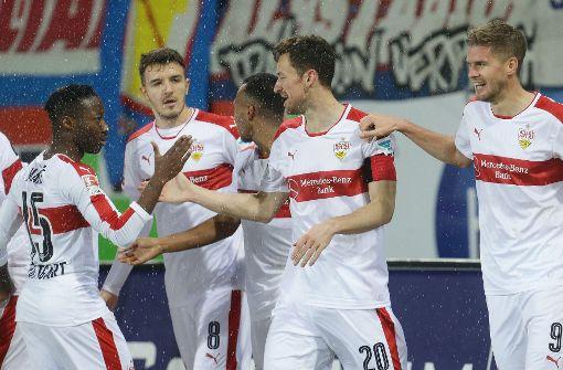 VfB will auch gegen Kaiserslautern Vollgas geben
