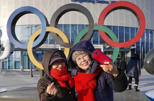 Olympisches Tauwetter