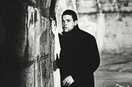 """Die Kriminächte erinnern auch  an Orson Welles in dem Film """"Der dritte Mann"""" Foto: Mauritius"""
