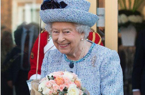 Geheimcode für den Todesfall der Queen
