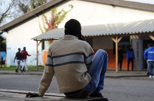 Rund 40 Prozent aller Flüchtlinge leiden laut einer Studie unter Traumatisierungen Foto: dpa