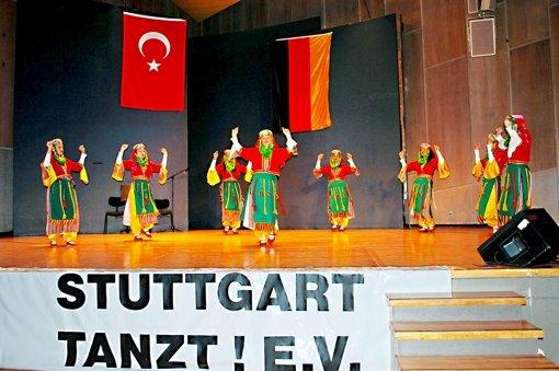 Tanz verbindet Kulturen