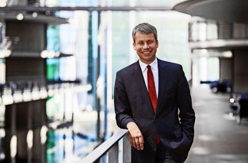 In Wartestellung: Steffen Bilger hofft auf eine verantwortungsvolle Aufgabe in Berlin – der 38-Jährige wird als  Staatssekretär gehandelt. Foto: privat